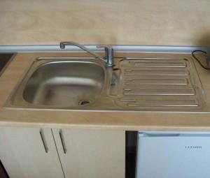 Отпушване на мивки в кухня