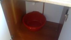 Отпушване на мивка на балкона
