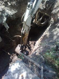 Ремонт на запушена канализация