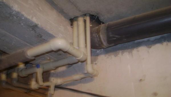Водопровод и канализация - смяна на вертикални щрангове