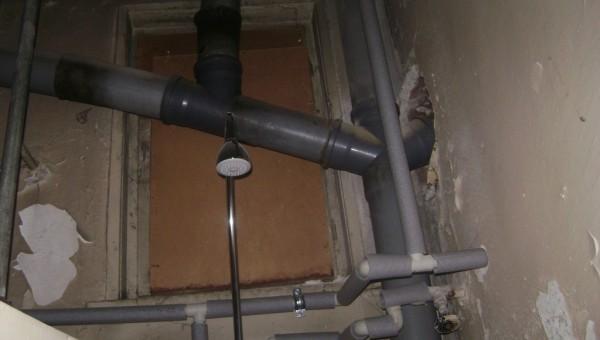 Нов водопровод и канализация - пълна подмяна на щранговете