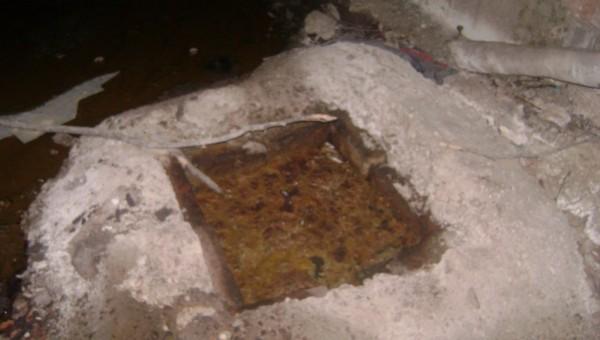 Отпушване на шахта в мазе София